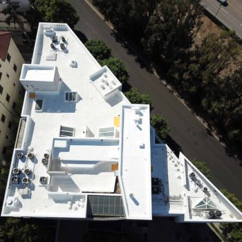 Beverly Hills Residential Roof 01 - A&R Roofs