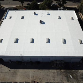 La Brea Workshop Roof System - A&R Roofs