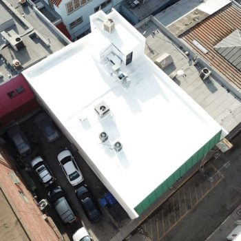 Chinatown Studio Roof System - A&R Roofs