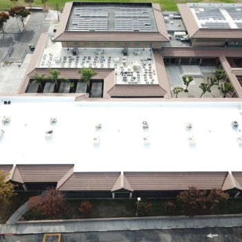 Loma Linda School Roof Restoration project - A&R Roofs
