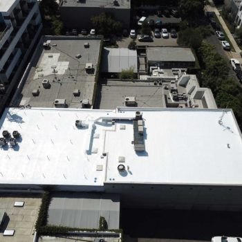 Los Angeles Storage Roof System