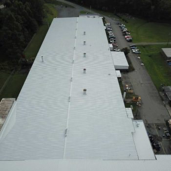 Metal Roof Industrial - A&R Roofs