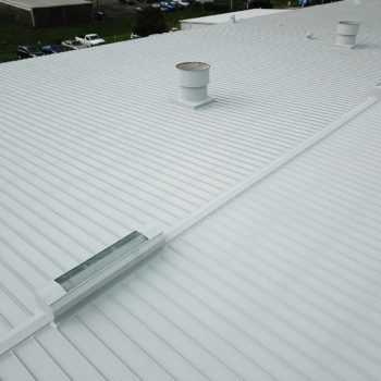 Metal Roof Industrial Roof System - A&R Roofs
