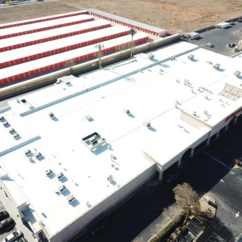 Moreno Valley Shopping Center - A&R Roofs