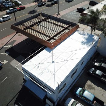 San Clemente Mechanic Roof - A&R Roofs