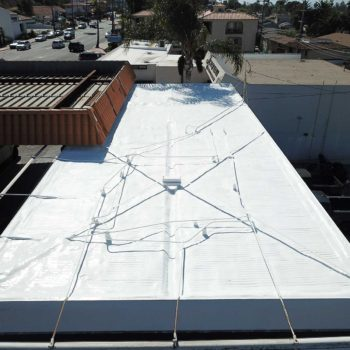 San Clemente Mechanic Roof System