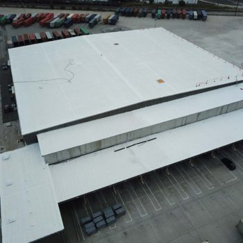 Santa Fe Springs Metal Roof Warehouse - A&R Roofing Systems
